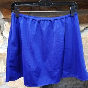Lands' End Cover-up Skirt